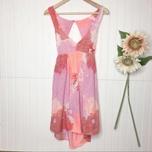 Roxy | Cutout High-Lo Dress